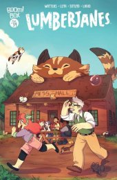 Lumberjanes #39 Subscription Sotuyo Cover