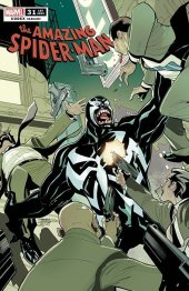 The Amazing Spider-Man #31 1:25 Codex Variant