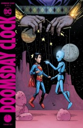 Doomsday Clock #8 Variant Edition