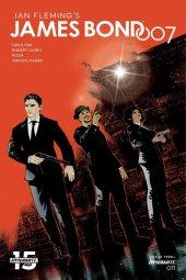 James Bond 007 #11 Cover D Carey