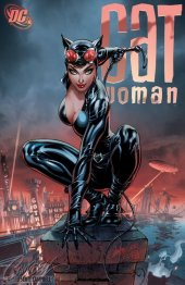 Catwoman 80th Anniversary 100-Page Super Spectacular #1 J. Scott Campbell Variant E