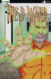 The D Ward #4 Cover C Zacherl