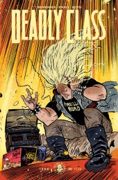 Deadly Class #30 Cover B Johnson & Spicer