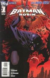 Batman and Robin #1 2nd Printing