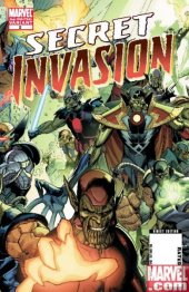 Secret Invasion #2 2nd Printing