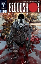 Bloodshot #24