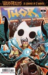 Thor #11 Original Cover