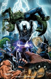 Detective Comics #1000 Neal Adams Variant Cover B