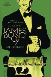 James Bond: Kill Chain #1 Cover C Casalanguida