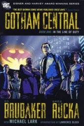 gotham central book 1: in the line of duty tp