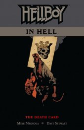 hellboy in hell vol. 2: the death card tp
