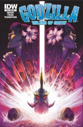 Godzilla: Rulers of Earth #19 Subscription Variant
