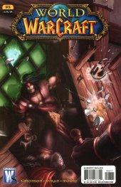 World of Warcraft #8 Variant Edition