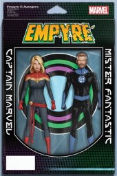 Empyre: Avengers #0 Christopher 2-Pack Action Figure Variant