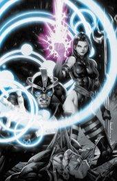 X-Men #8 Unknown Comics Color Splash Exclusive Virgin DX Variant Edition