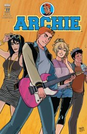Archie #11 Cover B Anwar