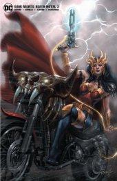 Dark Nights: Death Metal #3 Lucio Parillo Variant B