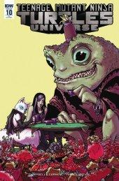 Teenage Mutant Ninja Turtles: Universe #10 1:10 Incentive Cover