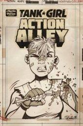 Tank Girl #2 Cover C Artist Cover
