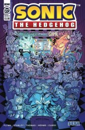 Sonic the Hedgehog #27 Cover B Starling