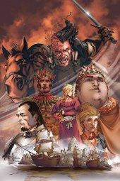 A Clash of Kings #3 1:10 Rubi Virgin Cover