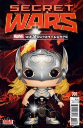 Secret Wars #1 Collector Corps Variant