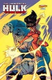 The Immortal Hulk #33 Spider-Woman Variant Edition