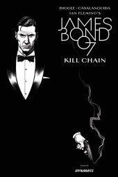 James Bond: Kill Chain #6 1:10 Cover