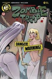 Zombie Tramp #70 Cover B Maccagni Risque
