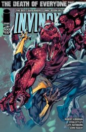 Invincible #100 Cover D Hitch
