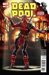 Deadpool #34 Newsstand Edition