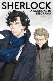 Sherlock: A Scandal In Belgravia #3 Cover C Jay