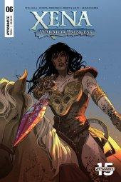 Xena: Warrior Princess #6 Cover B Stott