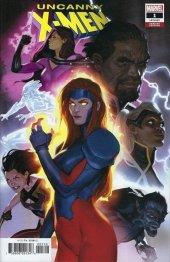 Uncanny X-Men #1 Marko Djurdjevic Variant