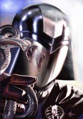 G.I. Joe A Real American Hero : Snake Eyes - Origin #1 Gabriele Dell