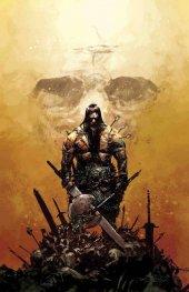 Conan the Barbarian #1 Comic Mint Exclusive Gerardo Zaffino Virgin Variant