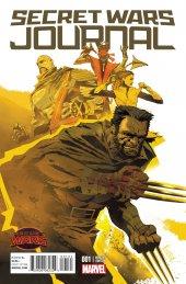 Secret Wars Journal #1 Nguyen Variant