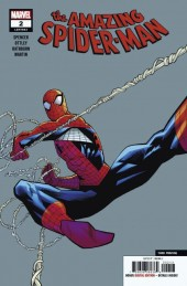 The Amazing Spider-Man #2 Third Printing Ottley Variant