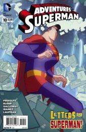 Adventures of Superman #10