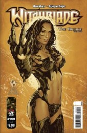 Witchblade #133 Cover B - Spokes