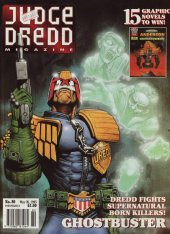 Judge Dredd: The Megazine #80