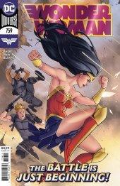 Wonder Woman #759