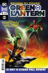 The Green Lantern #9