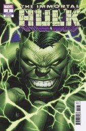 the immortal hulk #1 1:50 dale keown variant