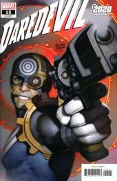 Daredevil #15 Ryan Brown 2020 Variant