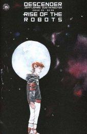 Descender #23 Original Cover