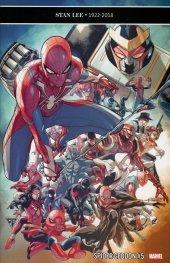 Spider-Geddon #5 R. B. Silva Variant