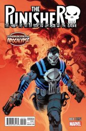 The Punisher #1 Age of Apocalypse Variant