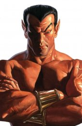 Empyre: Fallout - Fantastic Four #1 Alex Ross Sub-Mariner Timeless Variant