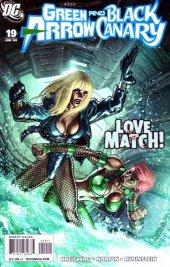 Green Arrow / Black Canary #19